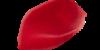 tilted red petal
